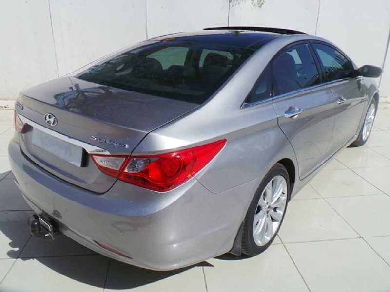 Used Hyundai Sonata 2 4 Gls Executive A T For Sale In