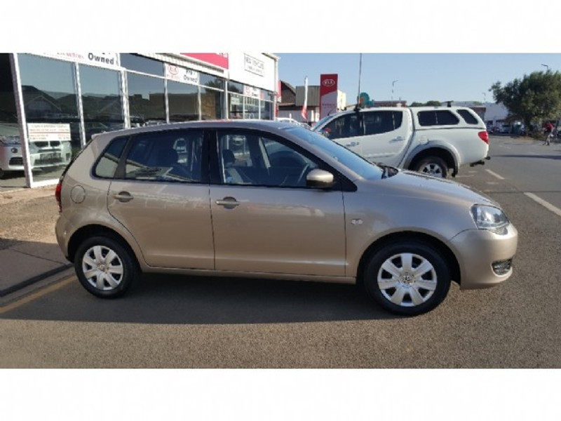 Used Volkswagen Polo Vivo Gp 1 4 Trendline 5 Door For Sale