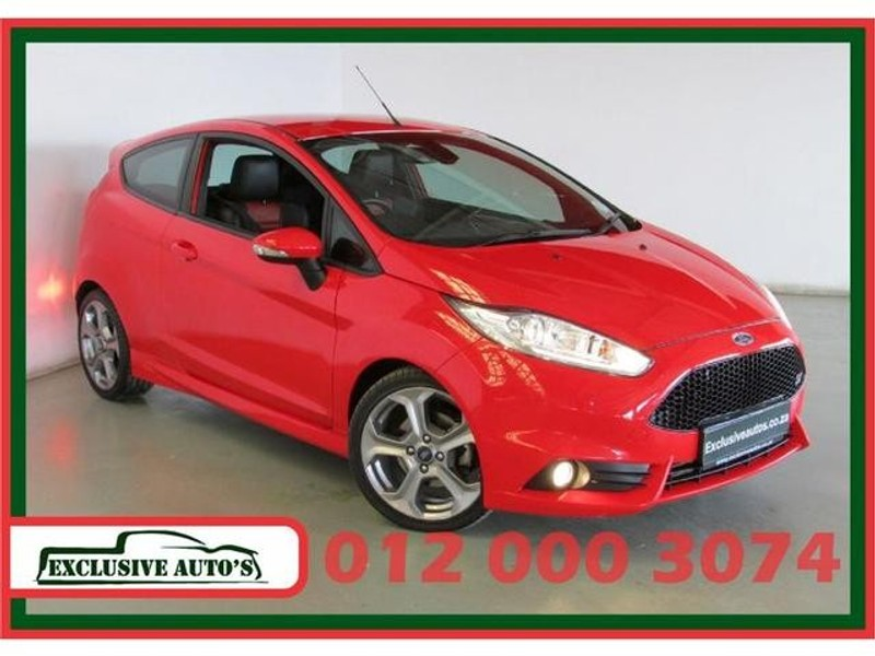 used ford fiesta st 1 6 ecoboost gdti for sale in gauteng id 3338354. Black Bedroom Furniture Sets. Home Design Ideas