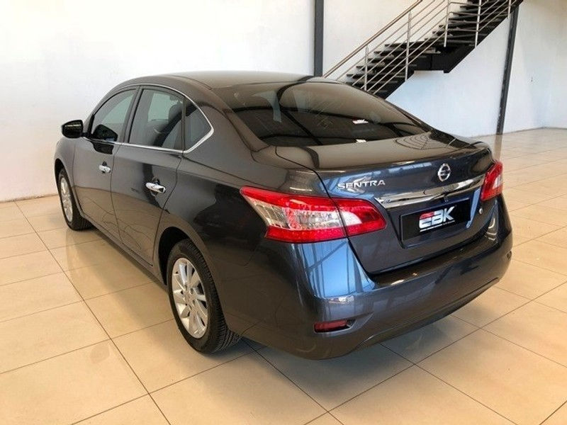 Used Nissan Sentra 1.6 Gxei F/lift for sale in Gauteng ...