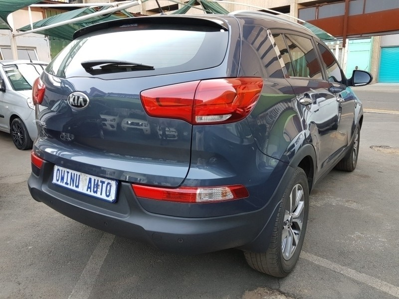 used kia sportage 2 0 for sale in gauteng id. Black Bedroom Furniture Sets. Home Design Ideas