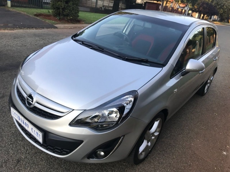 High Quality 2011 Opel Corsa 1.6 Sport 5dr For Sale In Gauteng