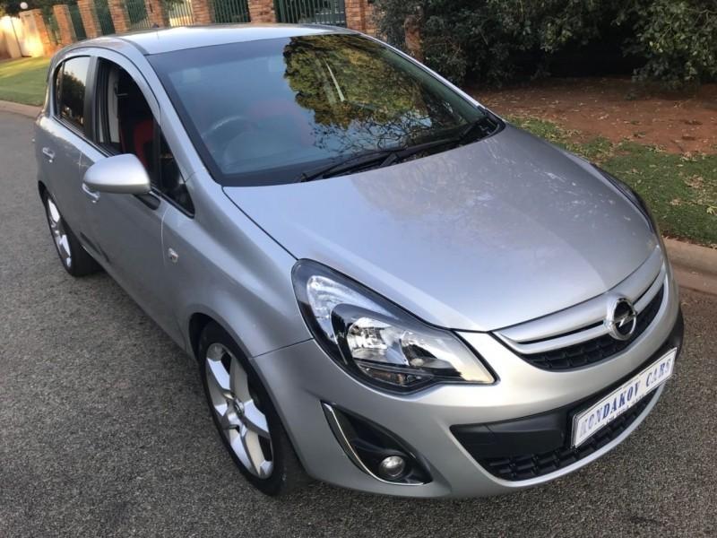 2011 Opel Corsa 1.6 Sport 5dr Gauteng Boksburg_1