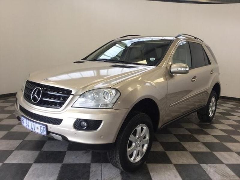 used mercedes benz m class ml 320 cdi a t for sale in gauteng id 3349046. Black Bedroom Furniture Sets. Home Design Ideas