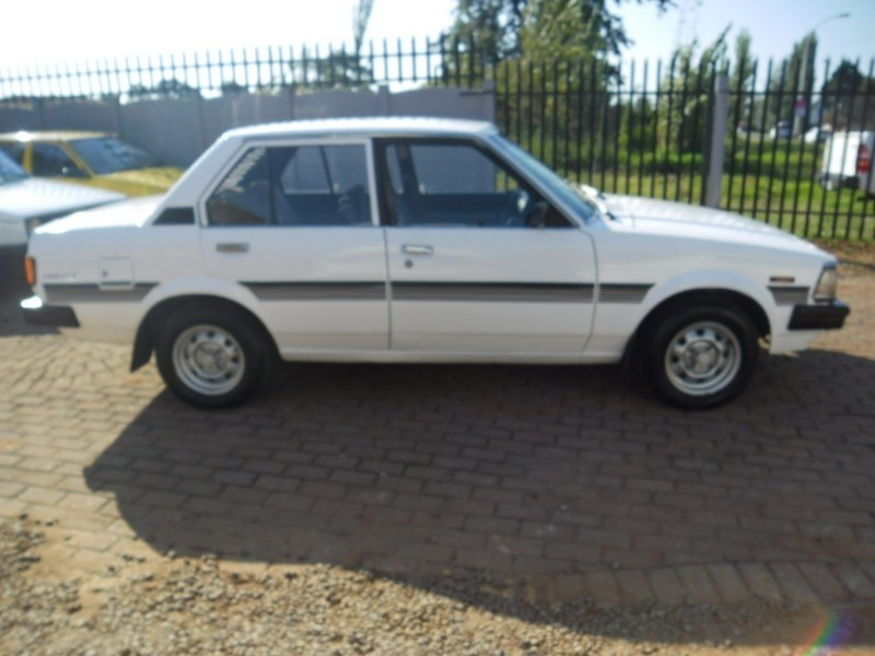used toyota corolla 1 3 gl for sale in gauteng id 3349922. Black Bedroom Furniture Sets. Home Design Ideas