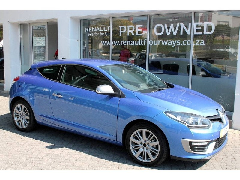 used renault megane iii 1 2t gt line coupe 3 door for sale in gauteng id 3362322. Black Bedroom Furniture Sets. Home Design Ideas