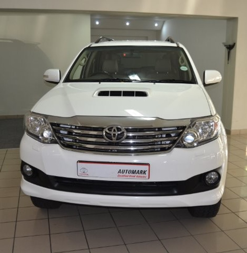 Toyota Dealer Quad Cities: Used Toyota Fortuner 3.0d-4d 4x4 For Sale In Western Cape