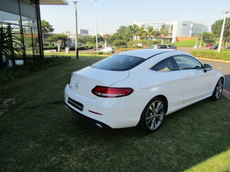 Used Mercedes Benz C Class C220d Coupe Auto For Sale In Kwazulu Natal Cars Co Za Id 3362924