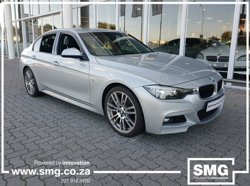 used bmw 3 series 340i m sport auto for sale in western cape id 3363180. Black Bedroom Furniture Sets. Home Design Ideas