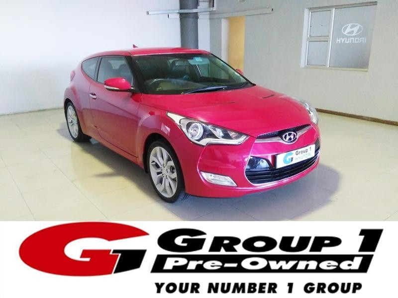 Used hyundai veloster 1 6 gdi executive for sale in for Hyundai motor finance payoff phone number