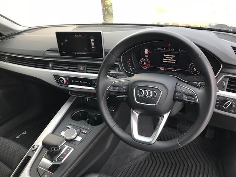 used audi a4 2 0t fsi design s tronic for sale in gauteng id 3370006. Black Bedroom Furniture Sets. Home Design Ideas
