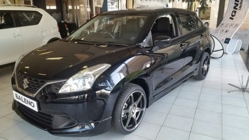 used suzuki baleno black baleno aero pack for sale in gauteng id 3370276. Black Bedroom Furniture Sets. Home Design Ideas