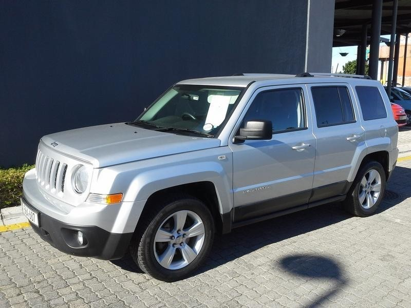 Used Jeep Patriot 2 4 Limited For Sale In Western Cape Cars Co Za Id 3371604