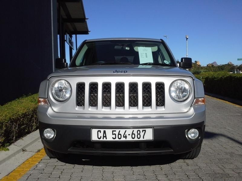 Used jeep patriot 2 4 limited for sale in western cape for Jeep dealer colorado springs motor city