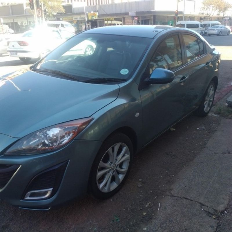 used mazda 3 1 6 sport active for sale in gauteng id 3372546. Black Bedroom Furniture Sets. Home Design Ideas