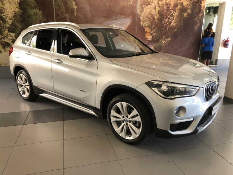 used bmw x1 sdrive18i xline auto for sale in gauteng. Black Bedroom Furniture Sets. Home Design Ideas