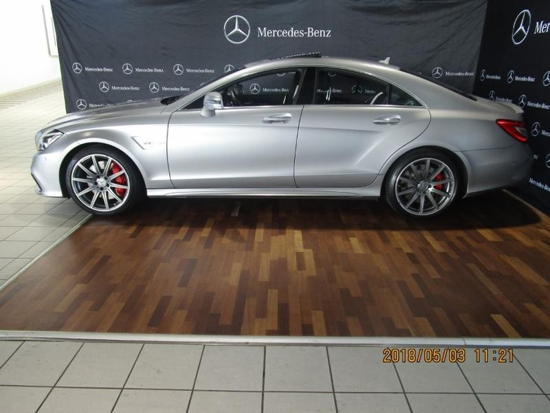 used mercedes benz cls class 63 amg s for sale in western cape id 3373904. Black Bedroom Furniture Sets. Home Design Ideas