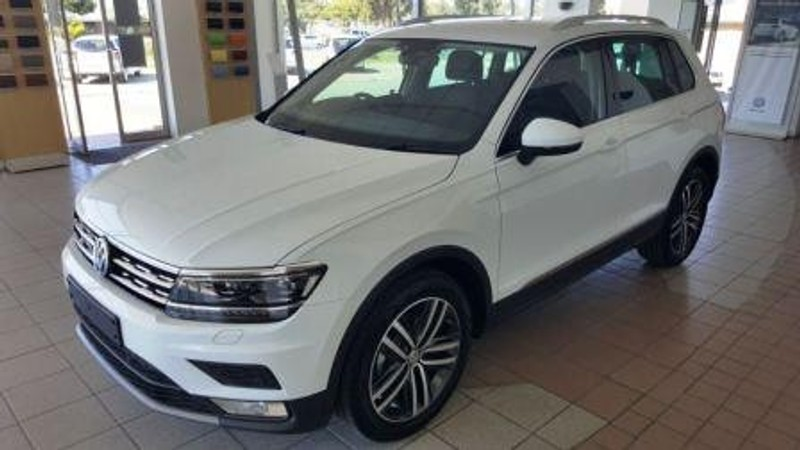 used volkswagen tiguan allspace 1 4 tsi trendline dsg 110kw for sale in free state. Black Bedroom Furniture Sets. Home Design Ideas