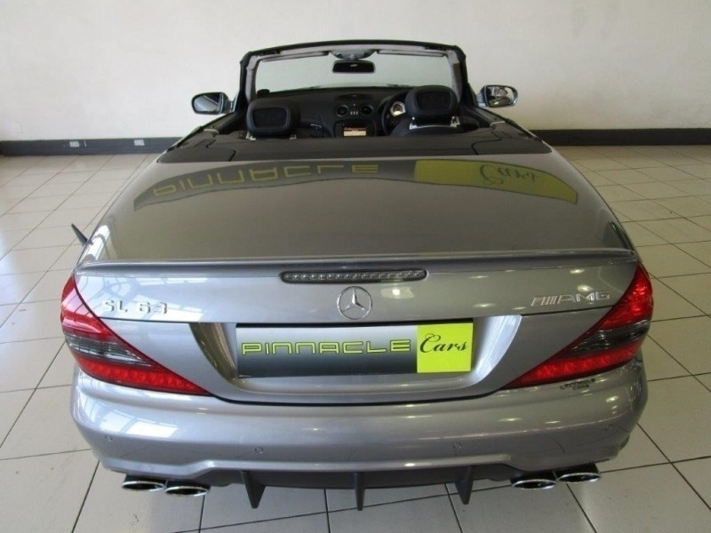 Used Mercedes Benz Sl Class Sl63 Amg For Sale In Gauteng Cars Co Za Id 3384444