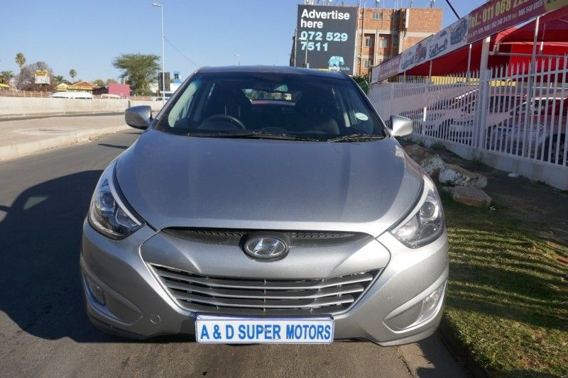 Used hyundai ix35 2 0 executive for sale in gauteng cars for Hyundai motor finance payoff phone number