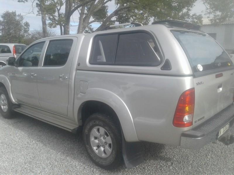 Used Toyota Hilux 3 0 D 4d Raider R B P U D C For Sale In