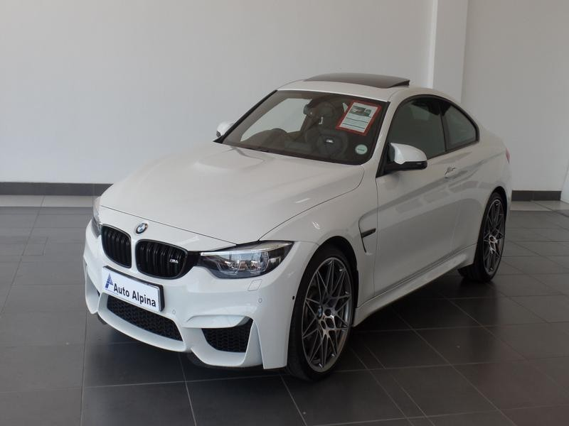 used bmw m4 coupe m dct competition for sale in gauteng id 3390238. Black Bedroom Furniture Sets. Home Design Ideas