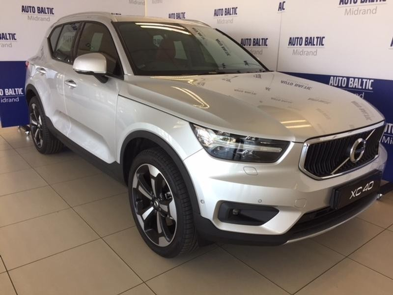 used volvo xc40 d4 momentum awd for sale in gauteng id 3392420. Black Bedroom Furniture Sets. Home Design Ideas