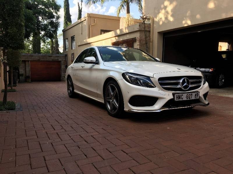 used mercedes benz c class c250 bluetec amg line auto for sale in gauteng id 3393028. Black Bedroom Furniture Sets. Home Design Ideas