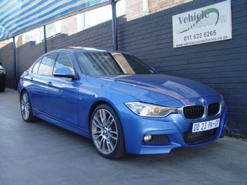 used bmw 3 series 320d m sport auto for sale in gauteng id 3393294. Black Bedroom Furniture Sets. Home Design Ideas