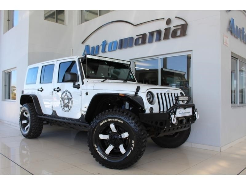 used jeep wrangler 2017 jeep wrangler 2 8crd sahara for sale in gauteng id 3393340. Black Bedroom Furniture Sets. Home Design Ideas