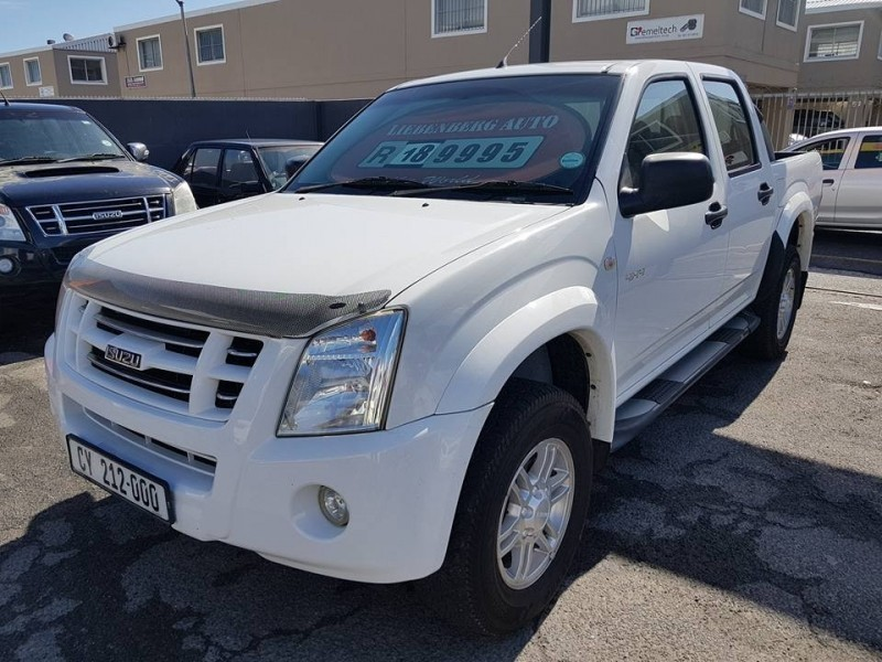 Used Isuzu Kb Series 2012 Isuzu Kb250 Dteq D C 4x4 Fsh For