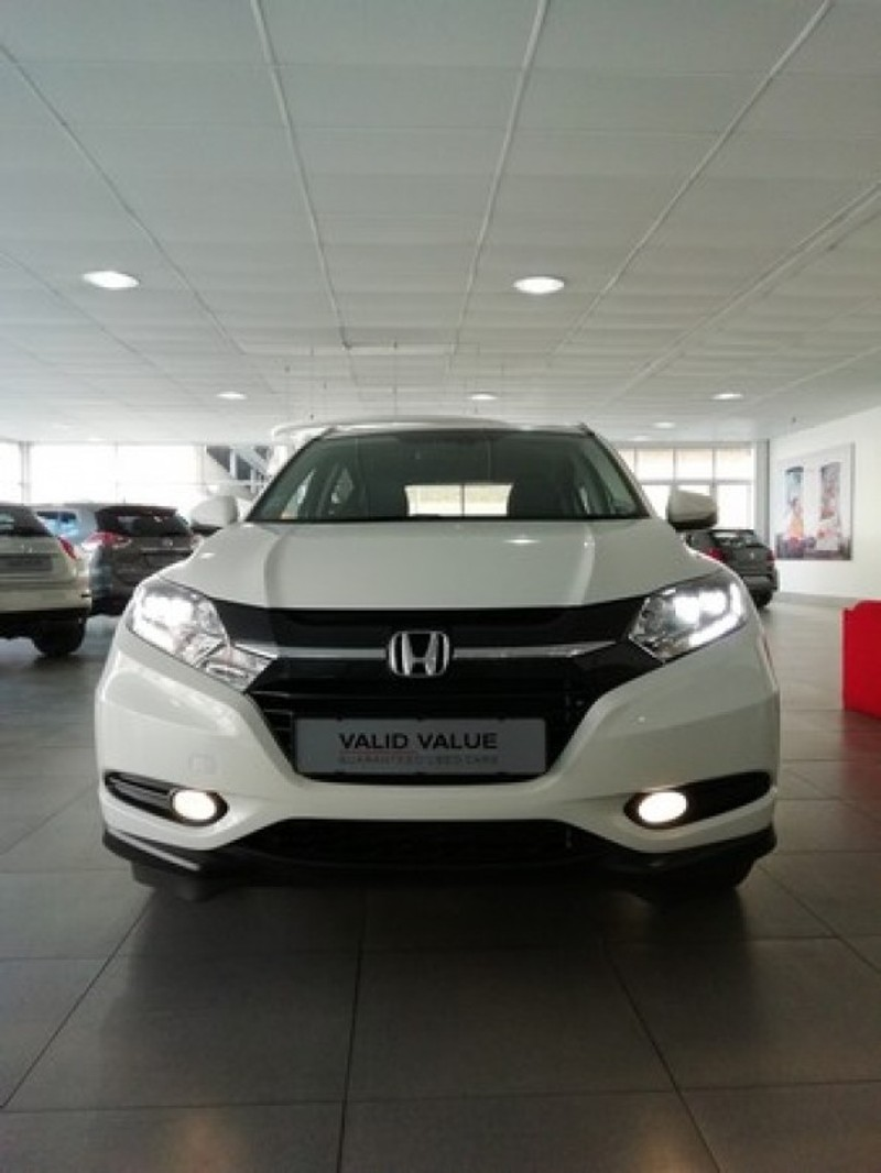 used honda hr v 1 8 elegance cvt for sale in north west. Black Bedroom Furniture Sets. Home Design Ideas