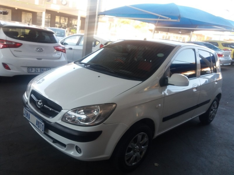 Hyundai Getz Cars For Sale In Jhb