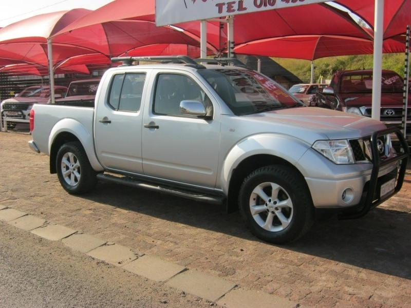 used nissan navara 4 0 v6 4x4 p u d c for sale in gauteng id 3398994. Black Bedroom Furniture Sets. Home Design Ideas