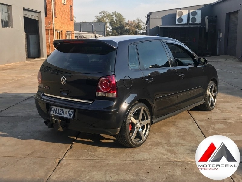 used volkswagen polo gti for sale in gauteng id 3399910. Black Bedroom Furniture Sets. Home Design Ideas