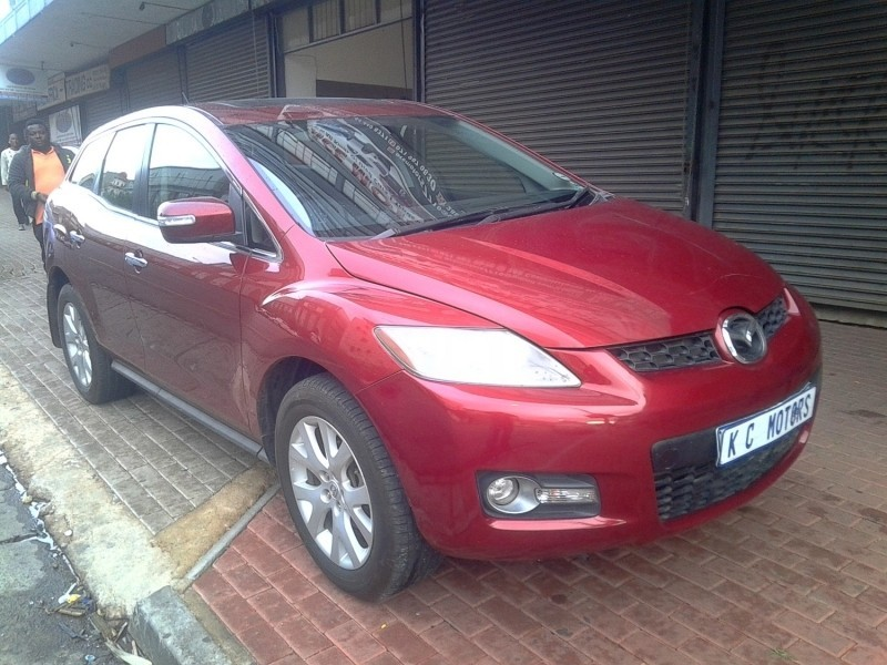 Used Mazda Cx 7 2 3 Disi A T For Sale In Gauteng Cars Co Za Id 3400046