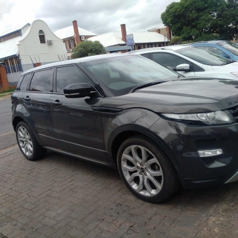 Used Land Rover Evoque 2.0 Si4 Dynamic For Sale In Gauteng