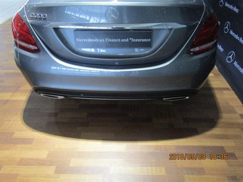Used Mercedes Benz C Class C180 Edition C Auto For Sale In Western Cape Cars Co Za Id 3404116