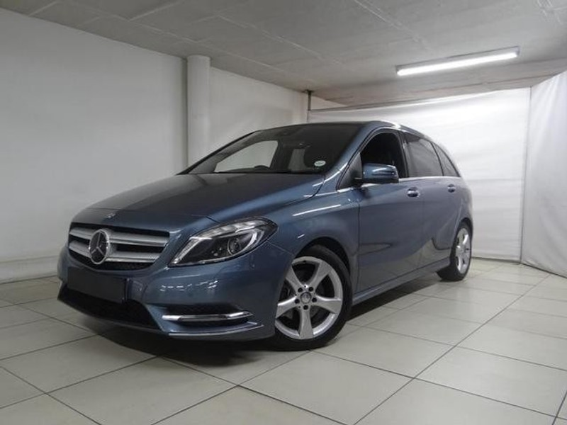 Used mercedes benz b class b 200 cdi be a t for sale in for Service plan b mercedes benz