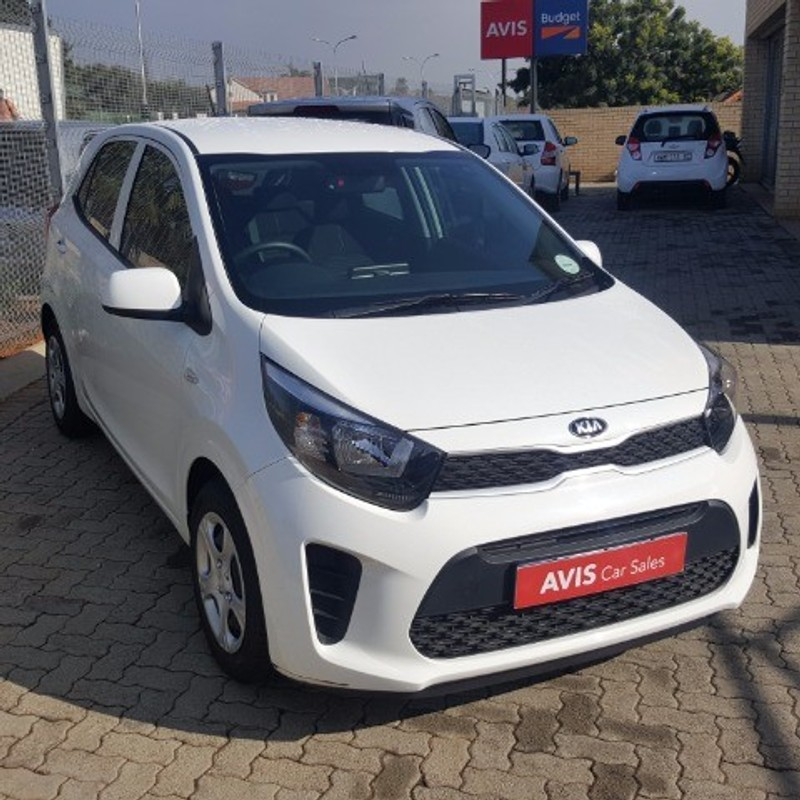 Used Kia Picanto 1.0 Street For Sale In Gauteng