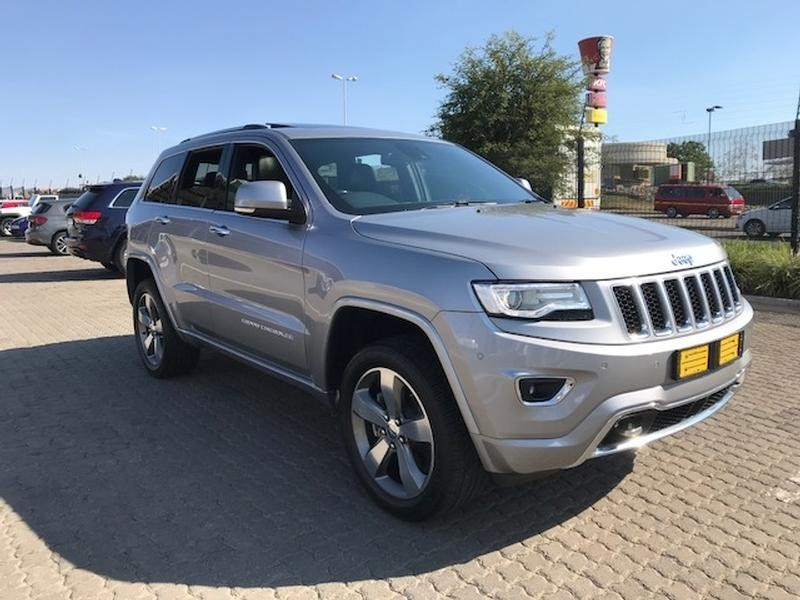 used jeep grand cherokee 3 6 overland for sale in gauteng id 3410876. Black Bedroom Furniture Sets. Home Design Ideas