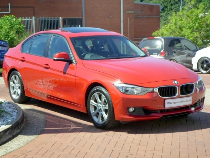 Used Bmw 3 Series 320i A T F30 For Sale In Kwazulu Natal