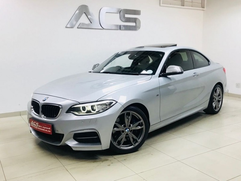 used bmw 2 series m235i m sport auto 29000kms for sale in gauteng id 3413322. Black Bedroom Furniture Sets. Home Design Ideas