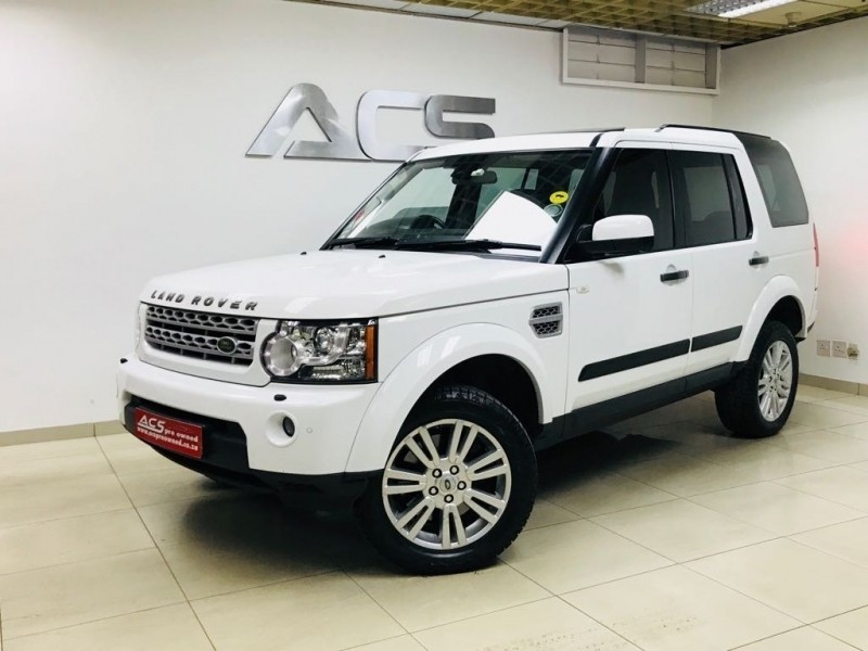 Used Land Rover Discovery 4 3 0 Sdv6 Se Auto 7 Seater Fsh