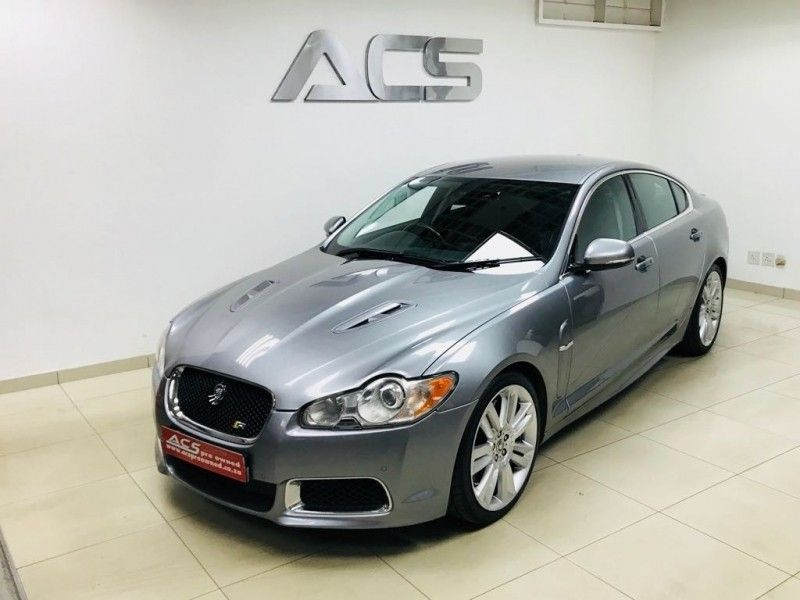 used jaguar xfr r 5 0 supercharge 57000kms for sale in. Black Bedroom Furniture Sets. Home Design Ideas