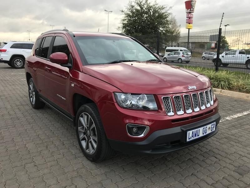 used jeep compass 2 0 ltd auto for sale in gauteng id 3414084. Black Bedroom Furniture Sets. Home Design Ideas
