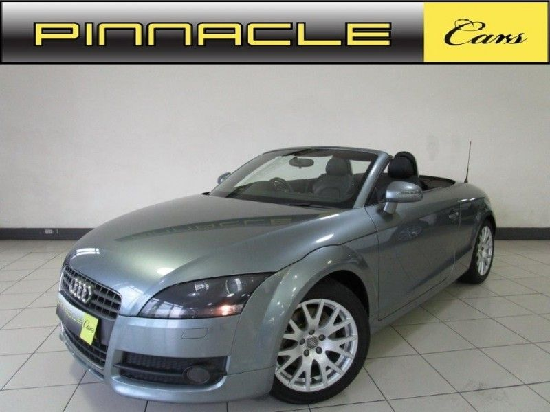 used audi tt fsi roadster auto for sale in gauteng id 3414932. Black Bedroom Furniture Sets. Home Design Ideas