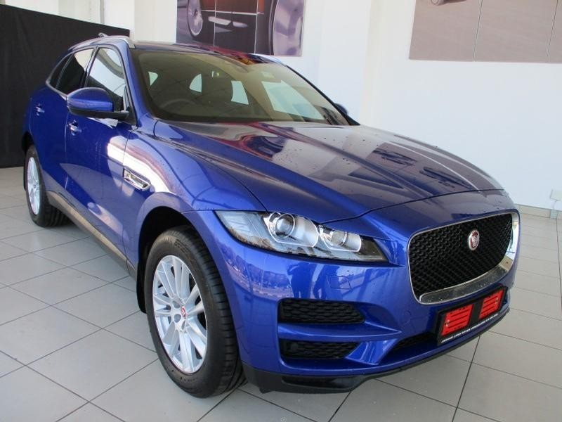 used jaguar f pace 2 0 i4d awd pure for sale in gauteng id 3417522. Black Bedroom Furniture Sets. Home Design Ideas