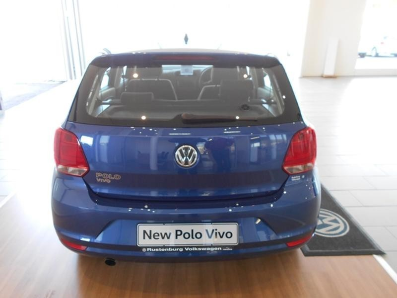 Hyundai I20 Reviews >> Used Volkswagen Polo Vivo 1.4 Trendline 5-Door for sale in North West Province - Cars.co.za (ID ...