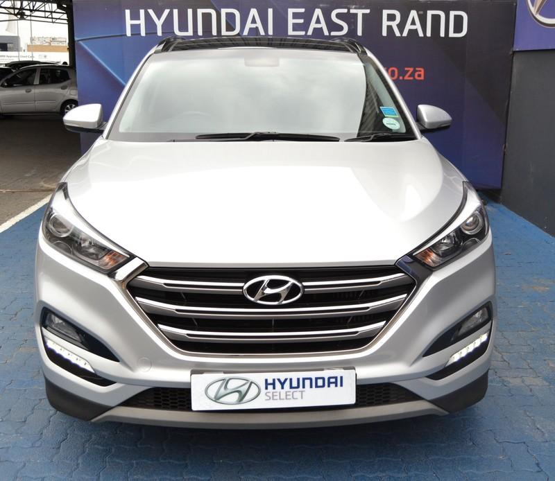 Used Hyundai Tucson 1.6 TGDI Elite DCT For Sale In Gauteng